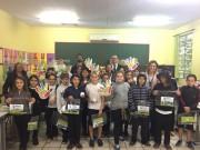 Unicred Sul Catarinense leva educação financeira para as escolas