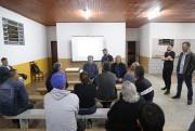 Liri e Lombas Pedreiras são contemplados com projetos de infraestrutura