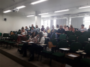 Conselheiros de Saúde de Siderópolis participam de capacitação