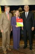 Governador e embaixadora da Áustria discutem o fortalecimento de relações e parcerias