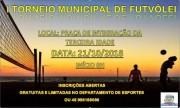 I Torneio Municipal de futvôlei acontece neste domingo em Arroio do Silva