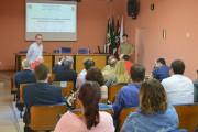 Associados da CDL de Criciúma conhecem projeto de Colégio Militar