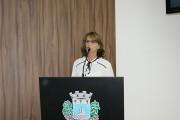 .  Vereadora Silvia Mendes apresentou indicações para melhorias em ruas