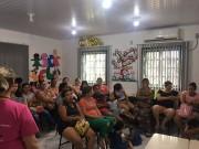 Saúde e Assistência Social se unem para levar o Outubro Rosa aos participantes do CRAS