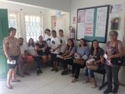 APAE de Siderópolis visita UBSs para divulgação do Programa de Prevenção das Deficiências