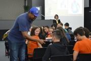 Manhã de inspiração e sonhos no Projeto Escolas na Acic