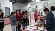 Serviços de Convivência da Afasc visitam Feira Tecnológica do Bairro da Juventude
