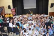 Seis mil cupcakes e cookies foram entregues no Bairro da Juventude