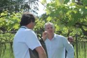 Filial de escola de enologia da Itália é possibilidade em Urussanga