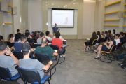 Médico Vitor Benincá palestra sobre saúde do homem na La Moda