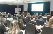 Outubro Rosa: Sicoob Credija realiza palestra sobre o câncer de mama para colaboradoras