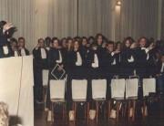 Primeira turma do curso de Jornalismo comemora 20 anos