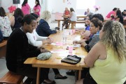 Bingo Rosa fecha primeira semana de atividades do Outubro Rosa