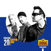 Cover paranaense do U2 se apresenta neste sábado em Balneário Camboriú
