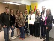 Professora da Unesc recebe a Comenda do Mérito Farmacêutico