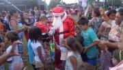 Cruz Vermelha lança campanha Natal Solidário