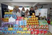 """Casa Guido recebe doações da Campanha """"Amigos farmaSesi"""""""