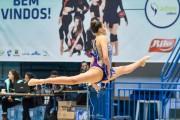 Ginasta Julia Martins representará região Sul em torneio nacional