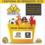 Dia das Crianças Tricolor 2018