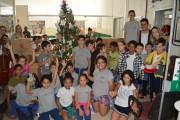 La Moda levam alegria e solidariedade a instituições de Criciúma