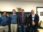 Com foco em Inovação, Satc firma parceria com Universidade de West Virgínia