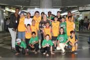 CRAS Santa Luzia realiza apresentação no Terminal Central