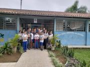 Após ação social, alunos da Esucri doam mais de 900 livros infantis
