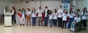 Estudantes e professores participam da última etapa da Conferência Infantojuvenil pelo Meio Ambiente, em Florianópolis