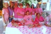 Atividades são realizadas em Içara contra o câncer de mama