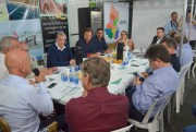 Prefeitos fazem reunião itinerante em Balneário Rincão