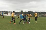 Iago é provável substituto na lateral esquerda