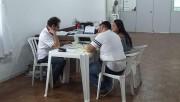 Mais 150 famílias realizam cadastro para regularização de imóveis em Siderópolis