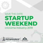 Criciúma terá primeira edição de Startup Weekend voltada à indústria