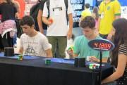 Nações Shopping recebe Criciúma Open de Cubo Mágico neste fim de semana