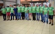 Ex-jogadores do Palmeirinhas reúnem-se em Siderópolis e comemoram amizade de cinco décadas