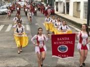 Caminhada abre Semana Nacional do Transito em Içara