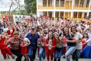 Concurso de Desenho: Bombeiros entregam troféus e passam tarde na Escola Maria Arlete