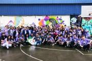 Colégio Marista Criciúma recebe jovens para curso de liderança