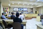 Vereadores aprovam projetos em Sessão Extraordinária