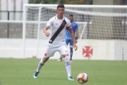 Criciumense se destaca nas categorias de base do Vasco e é integrado à equipe principal