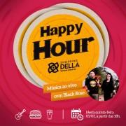 Shopping Della realiza Happy Hour com acústico nesta quinta-feira