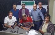 Albertino Armindo permanece no comando da Rádio Comunitária