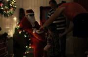 Coral Infantil e brincadeiras marcam abertura de Natal em Santa Rosa de Lima