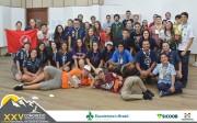 Escoteiros de Siderópolis participam do Congresso Estadual