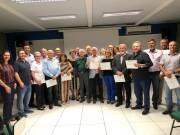 Médicos recebem diploma de membros honorários do HSJosé