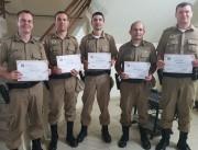 Policiais concluem Treinamento de Qualificação