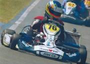 Pilotos criciumenses participam do 52º Brasileiro de Kart