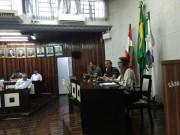 Vereadores aprovam sete projetos do Executivo