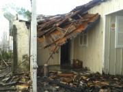 Bombeiros controlam princípio de incêndio no Rincão