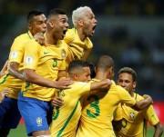 Brasil se vinga de único algoz e tira Chile da Copa de novo